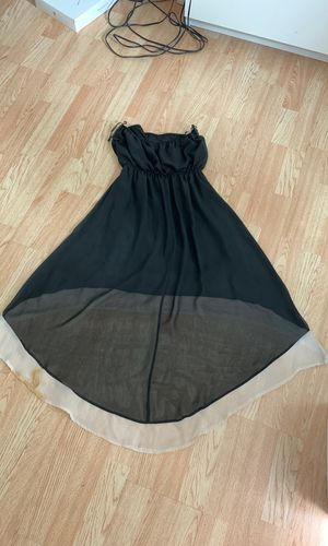 Black strapless dress for Sale in Roselle, IL