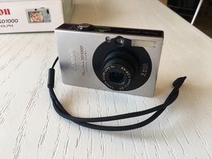 Canon PowerShot SD1000 digital Camera for Sale in Canby, OR