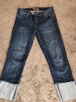 Kut Capri jeans size 2 for Sale in Fresno, CA