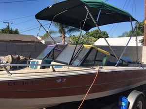 1983 monark with 140hp outboard for Sale in Norwalk, CA