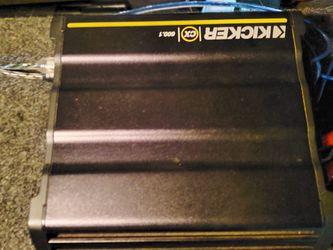 600 Watt Kicker Amp for Sale in Greenville,  SC