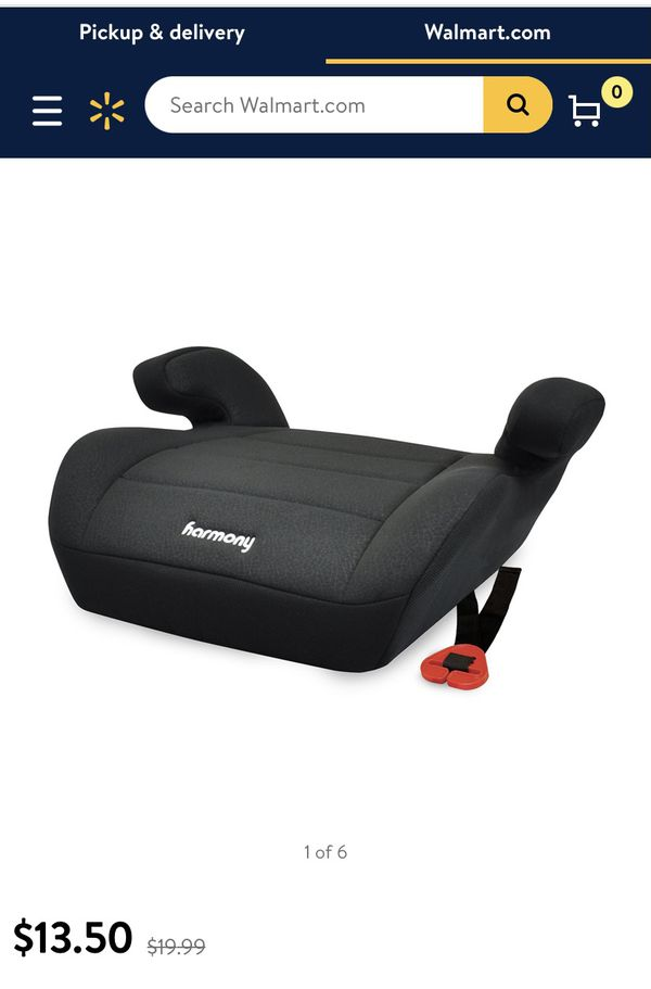 Juvenile Youth Backless Booster Car Seat