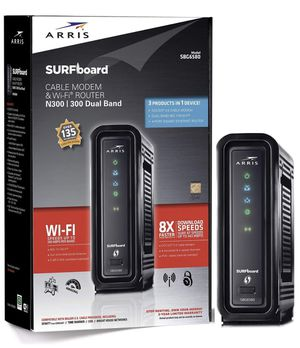 Modem and Router for Sale in Quincy, MA