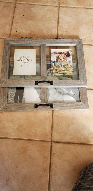 Shutter picture frames for Sale in Arlington, VA