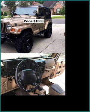 ֆ1OOO Jeep Wrangler for Sale in Ontario, CA