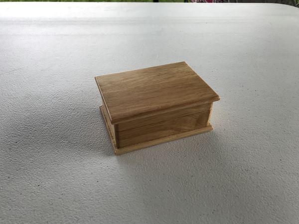 Bits And Pieces, Secret Sliding Box