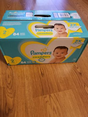 Pampers 84#2 for Sale in Murrieta, CA