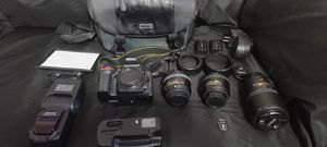 Nikon D7200 24.2MP Camera for Sale in Derby, CT