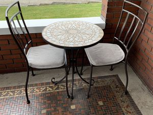 Table and 2 chairs for Sale in Trafford, PA