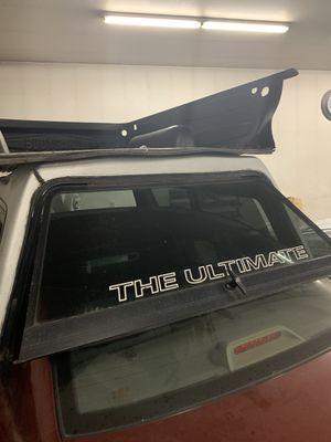 Nissan Pick Up Camper fits '86 thru '95 for Sale in Yakima, WA