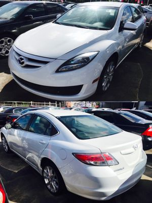 2011 MAZDA 6 CLEAN TITLE LOW DOWN for Sale in Bellaire, TX