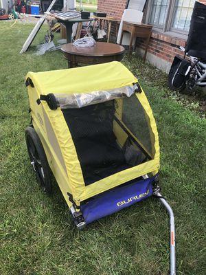 Burley Kids Bike Trailer for Sale in Tipp City, OH