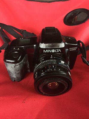 Minolta film camera for Sale in Pasadena, TX