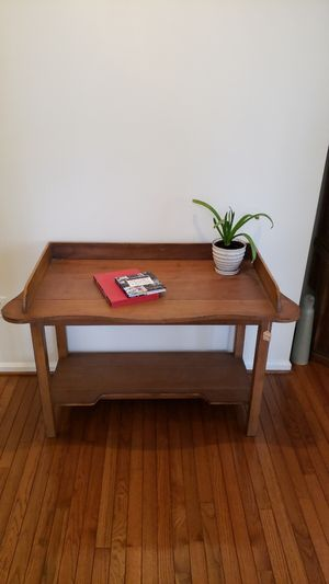Vintage antique table desk for Sale in MONTGOMRY VLG, MD