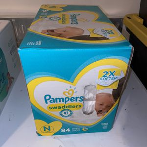 Newborn Pampers for Sale in Chino Hills, CA