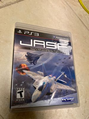 Jasf Ps3 Game for Sale in Boca Raton, FL
