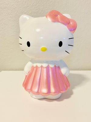 Hello Kitty Piggy bank for Sale in Tampa, FL