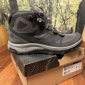 NEW-Salomon Hiking Boots- Size 10 for Sale in Shoreline, WA