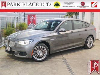 2015 BMW 5 Series Gran Turismo for Sale in Bellevue,  WA