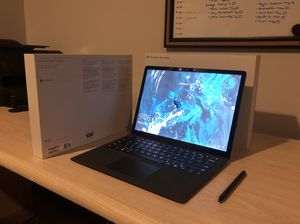 Microsoft Surface Laptop 2 Matte Black for Sale in Dublin, OH