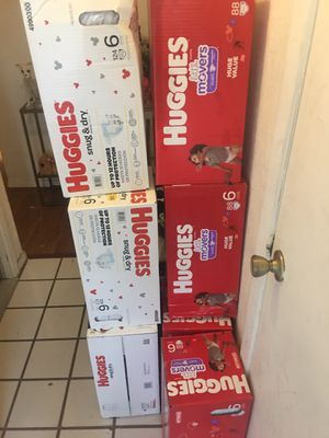 Huggies size 6 only for Sale in Arlington, TX