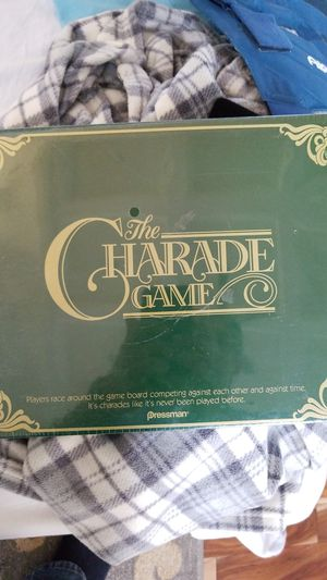 Charade Game for Sale in Vienna, VA
