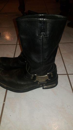 Harley-davidson riding boots stock #91345 for Sale in Sebring, FL