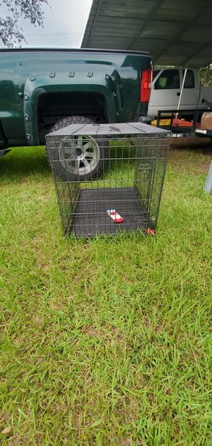 Large dog crate for Sale in Cocoa, FL