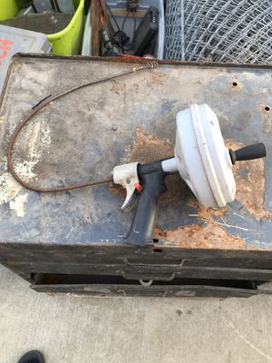 Ridgid Pipe Snake for Sale in Tracy, CA