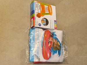 3+ Kids Inflatable Toys and Float for pool, beach & water activities. 1 for $20 both for $30 for Sale in Pompano Beach, FL