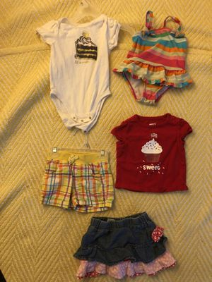 Baby Girl Summer Clothes for Sale in Washington, DC
