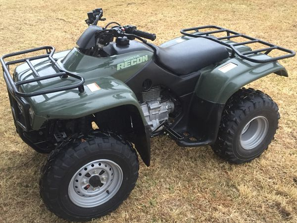 Honda Recon 250 Quad For Sale In Mesa  Az
