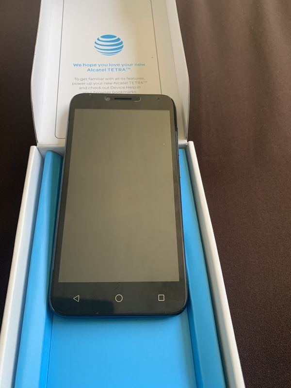 Alcatel tetra for at&t and Cricket wireless for Sale in Dallas, TX - OfferUp