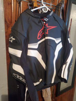 Alpinestar motorcycle jacket for Sale in Phoenix, AZ