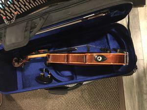 Zeta acustic n electric violin for Sale in Hyattsville, MD