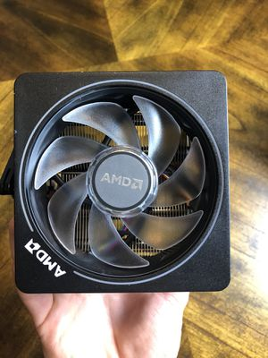 AMD Ryzen 2700x Wraith Prism Cooler (NO CPU) for Sale in Farmington Hills, MI