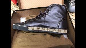 Original Gucci men's size 13 boots for Sale in Zephyrhills, FL