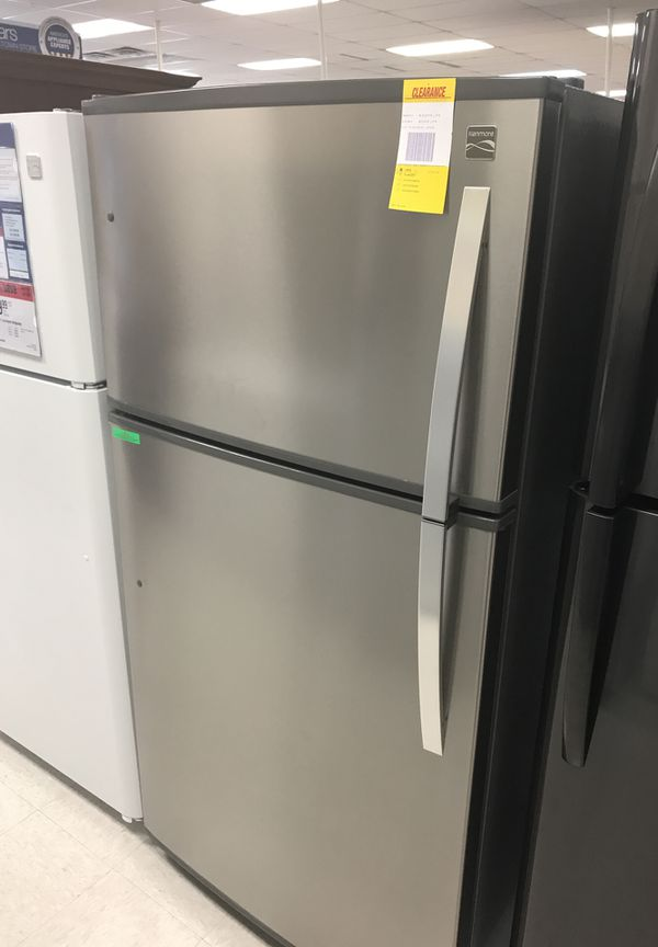 Kenmore 21 cu ft Top Mount Refrigerator