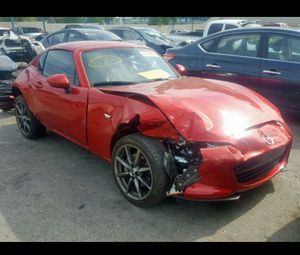2016-2019 Mazda RF Miata ND parts...parting out for Sale in Moreno Valley, CA