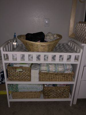 Changing table for Sale in San Pablo, CA