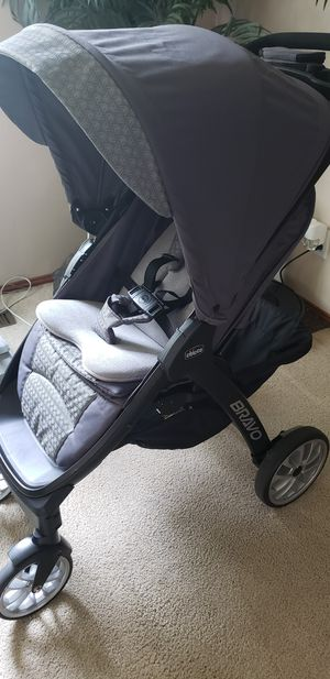 Stroller, car seat for Sale in Yakima, WA
