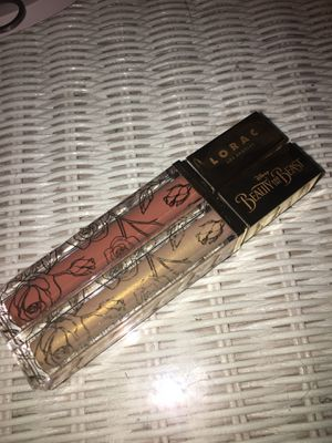 Lorac beauty and beast lip gloss set of 2 25$ firm for Sale in Elk Grove, CA
