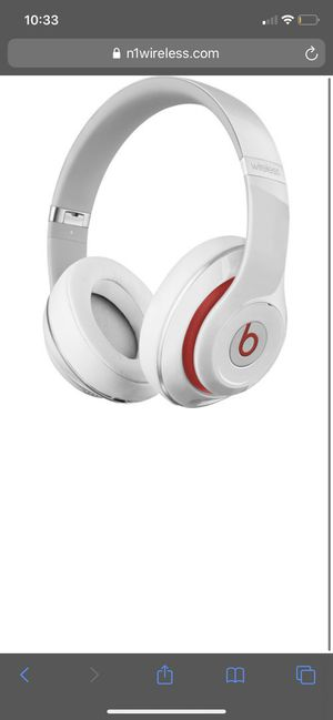 Beats studio 2 wireless for Sale in East St. Louis, IL