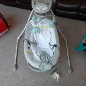 Ingenuity DreamComfort Swing and Cradle for Sale in Roselle, IL