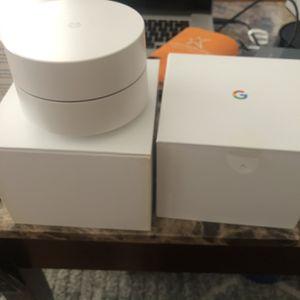 Google Mesh WiFi for Sale in Culver City, CA
