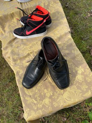 $15 OBO Men's Dress Shoes for Sale in Durham, NC