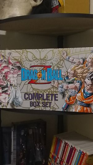 Dragonball Z full box set, Manga volumes 1-26 for Sale in Greenwood, MS