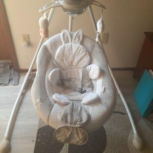 Ingenuity Baby Swing for Sale in Clackamas, OR
