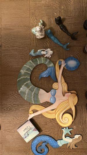 Mermaid decor for Sale in Norfolk, VA