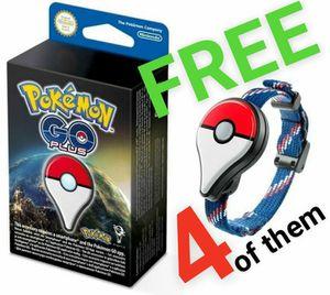 Pokemon Go plus for Sale in San Diego, CA